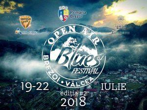 Open Air Blues Festival Brezoi 22 iulie