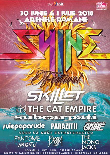 Shine festival 1 iulie