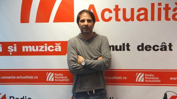Dan Negru la Radio Romania 2018