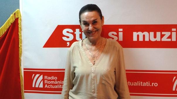 Zoia Alecu la Radio Romania 2018