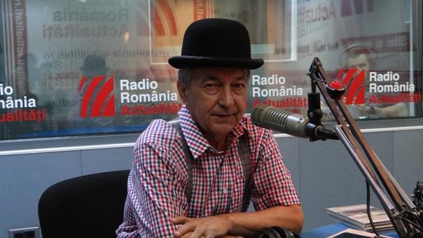 Paul Prisada la Radio Romania 2018