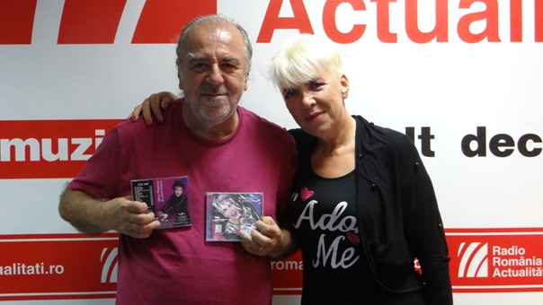 Silvia Dumitrescu si Florin Ochescu la Radio Romania Actualitati 2018