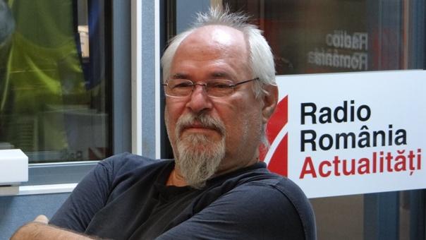 Mircea Florian la Radio Romania 2018