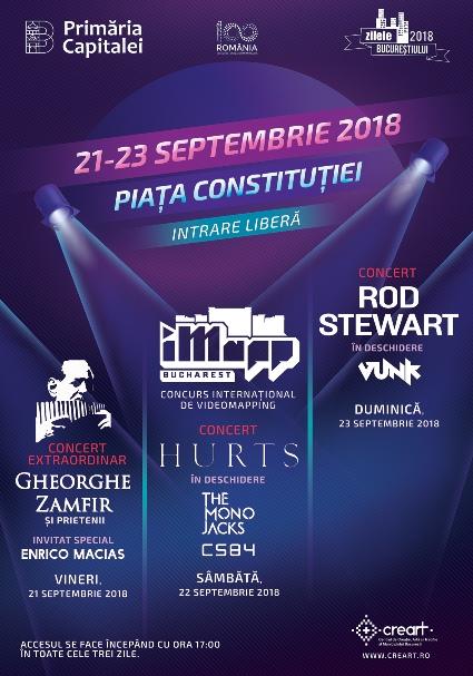 Rod Stewart 23 septembrie