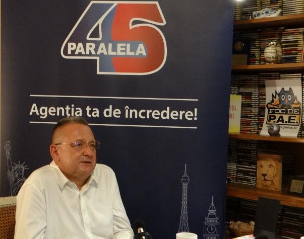 Alin Burcea Paralela 45 la Foc de PAE 2018