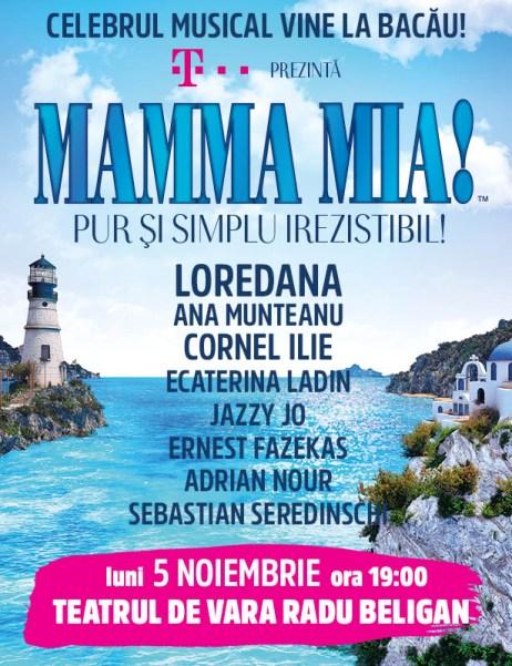 Mamma Mia 5 noiembrie