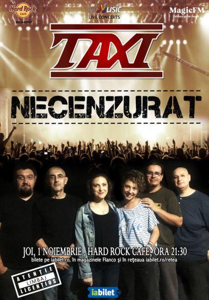 taxi 1 noiembrie