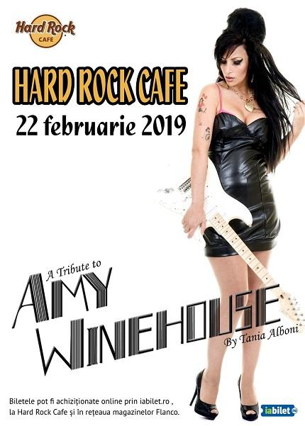 Amy Winehouse 22 februarie