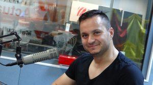 Ionut Ungureanu la Radio Romania 2018