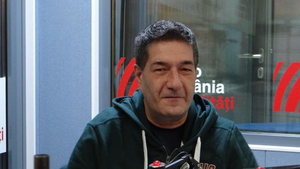 Radu Pietreanu la Radio Romania 2018