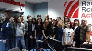 Cristi Dumitrascu si aliatii la Radio Romania 2018