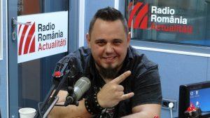 Ovidiu Anton la Radio Romania 2018