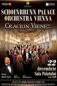 Schoenbrunn Palace Orchestra Vienna 22 decembrie