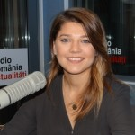 Loredana Ciobotaru la Radio Romania Actualitati