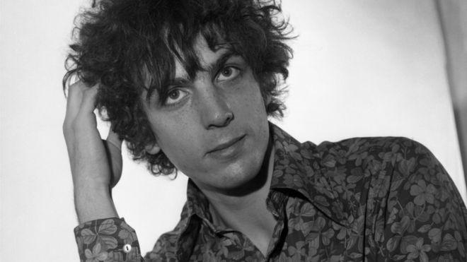 Syd Barrett - portret de star