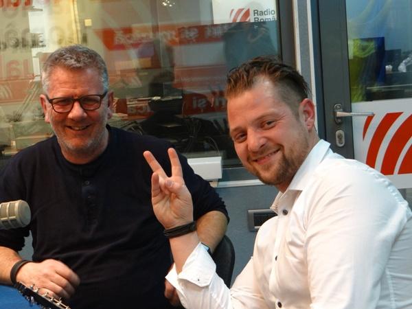 Glenn Golden si Tom Andreassen