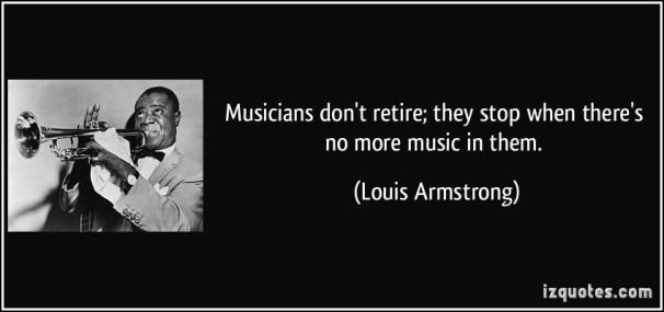 Louis Armstrong citat