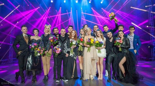 Finalistii Eurovision 2017