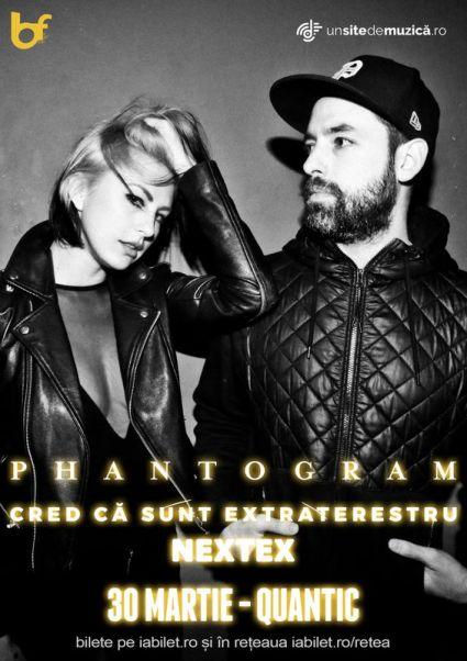 Phantogram 30 martie