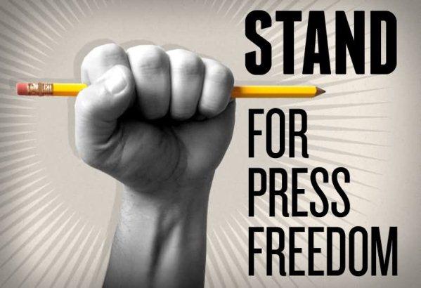 Ziua mondială a libertății presei (3.05)
