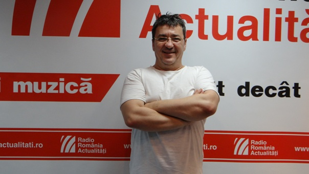 Florin Chilian la Radio Romania 2018