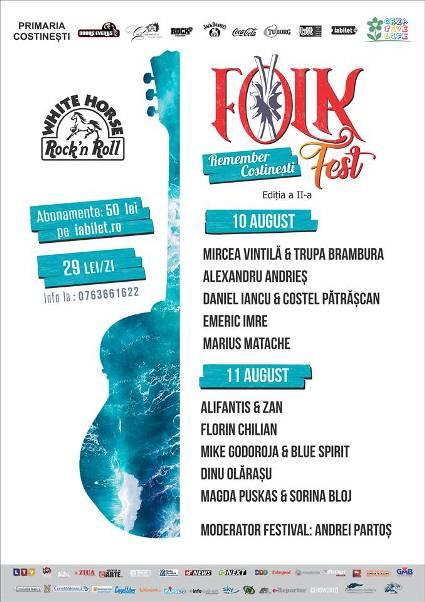 Folk Fest Costinesti 11 august