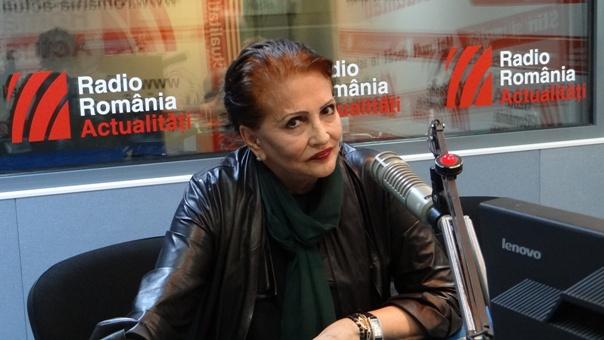 Dida Dragan la Radio Romania 2018
