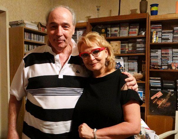 Mihaela Tatu si Andrei Partos la Foc de PAE 2018