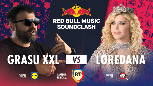 Red Bull Music SoundClash 21 noiembrie