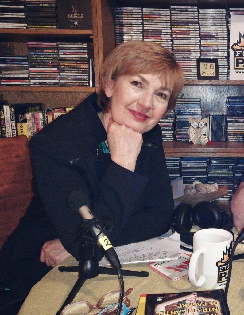 Foc de P.A.E. cu Andrei Partoș - episodul 523. Invitată: Mihaela Bustuchină Vlaicu