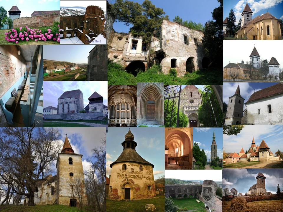 Ziua internaţională a monumentelor şi siturilor (18.04)