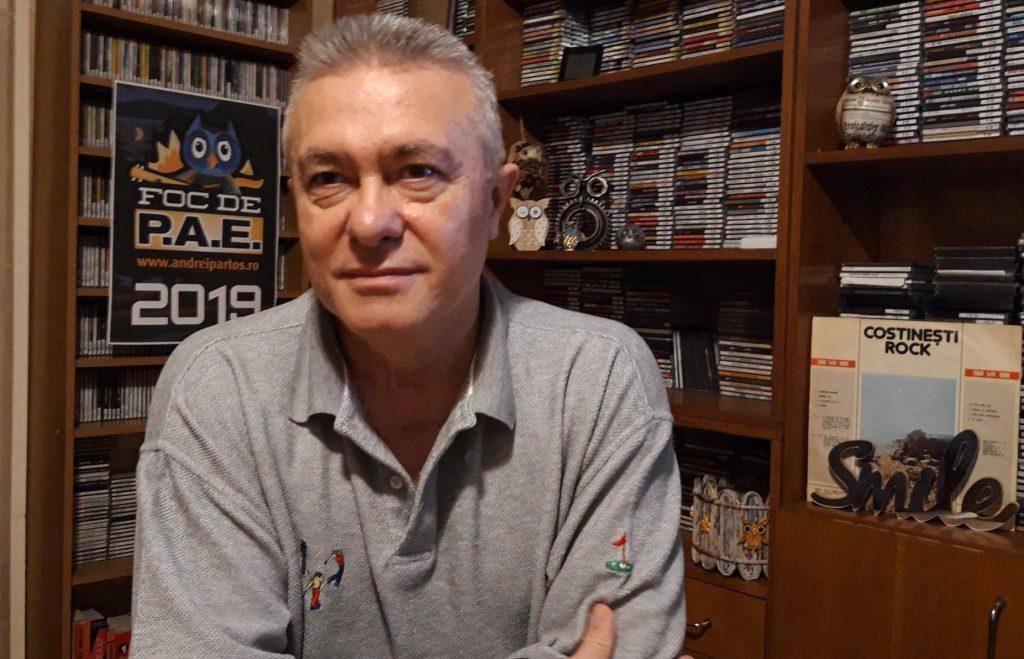Foc de P.A.E. cu Andrei Partoș - episodul 553. Invitat: Cristian Diaconescu (19.08.2021)