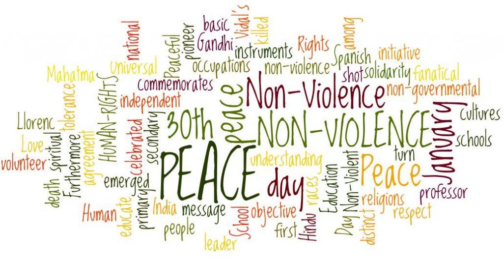 Ziua internațională a nonviolenței în școli