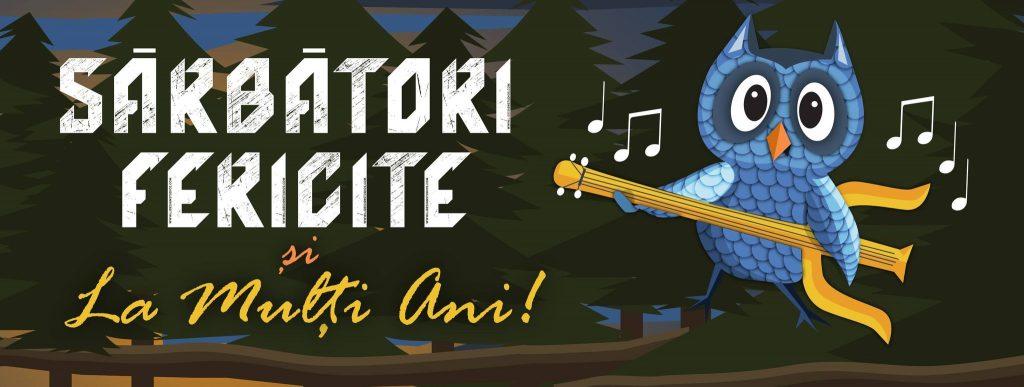 Psihologul Muzical (ediția 952): Urări de sărbători de la artiști (români și internaționali) și două topuri inedite cu piese de iarnă și de Crăciun (26.12.2020) pampsy sarbatori fericite la multi ani