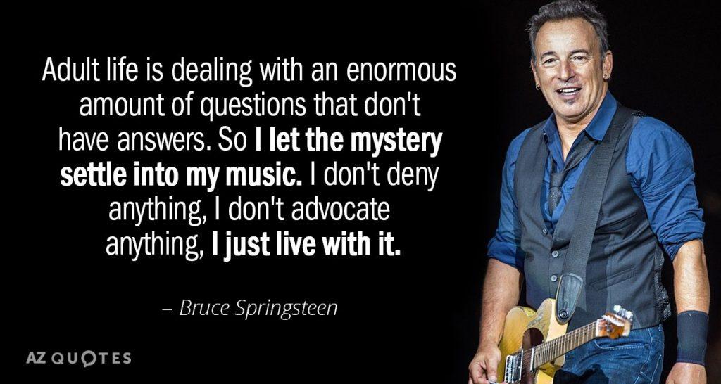 Foc de P.A.E. cu Andrei Partoș - episodul 478. Despre Bruce Springsteen cu Ovidiu Mihăilescu (21.01.2021)