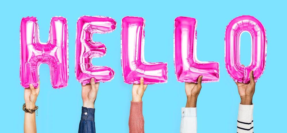 """Top """"Hello Songs""""/Cântece care conțin în titlu un salut. Votează cel mult 15!"""