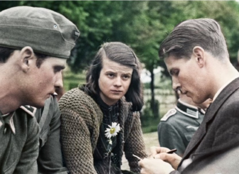 """""""Cele care au spus nu - Femeile care au luptat împotriva lui Hitler"""" pe Viasat History (premiera pe 8 Martie, ora 22.00)"""