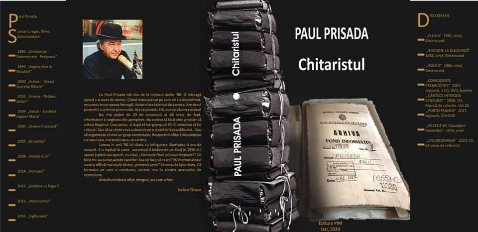 Foc de P.A.E. cu Andrei Partoș - episodul 482. Invitat: Paul Prisada (29.01.2021)