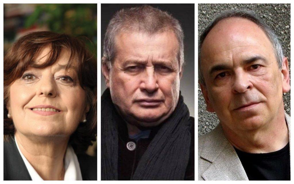 Cum se ceartă intelectualii: Mircea Dinescu vs Ana Blandiana și Gabriel Liiceanu