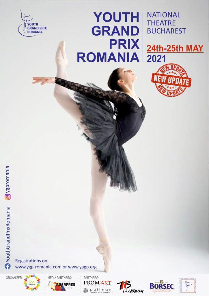 YOUTH GRAND PRIX ROMANIA s-a reprogramat pentru 24-25 mai 2021 la TNB
