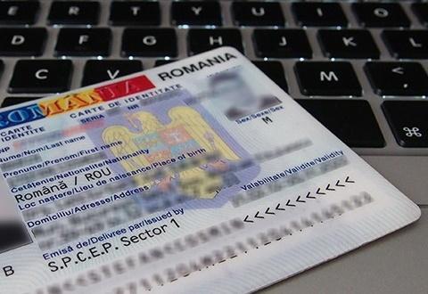 Românii vor putea solicita cartea electronică de identitate din august