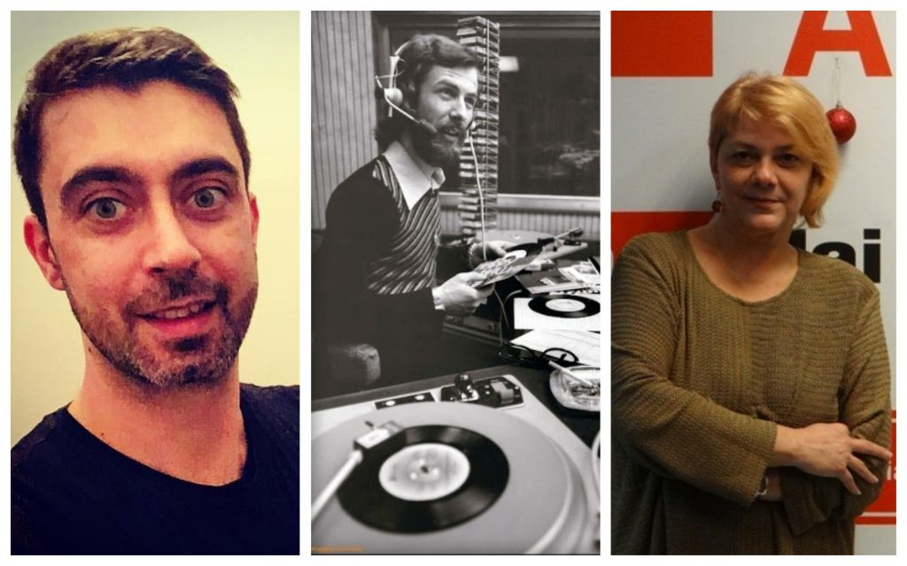 Psihologul Muzical (ediția 965): Sylvain Audet-Găinar (despre Andrei Voiculescu), Marina Scupra, Top cântece de somn, noutăți (3.04.2021)