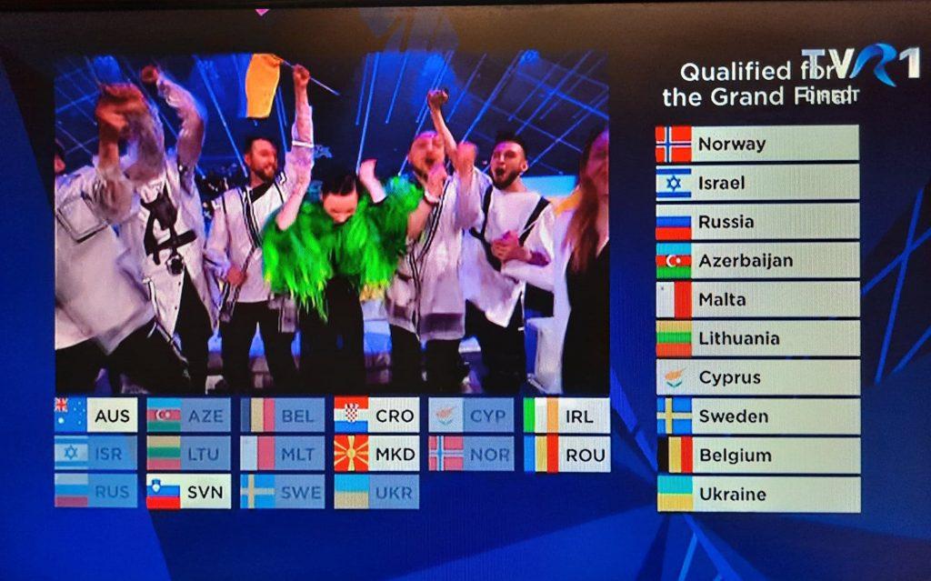 Eurovision 2021: Pierdut suflu. Îl declar nul