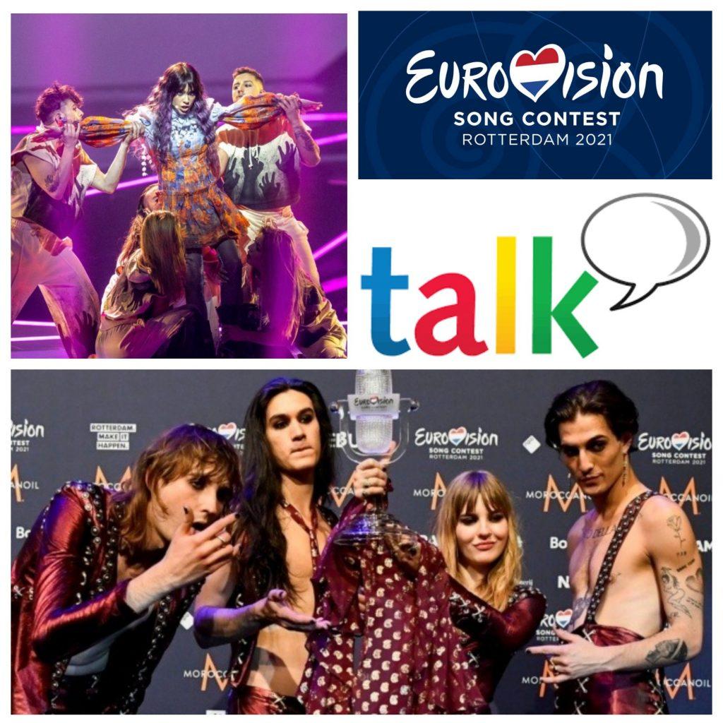 Foc de P.A.E. cu Andrei Partoș - episodul 525. Despre Eurovision (24.05.2021)