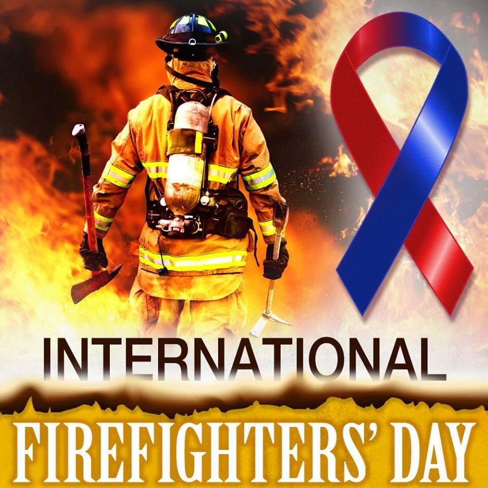 Ziua internațională a pompierilor (4.05)