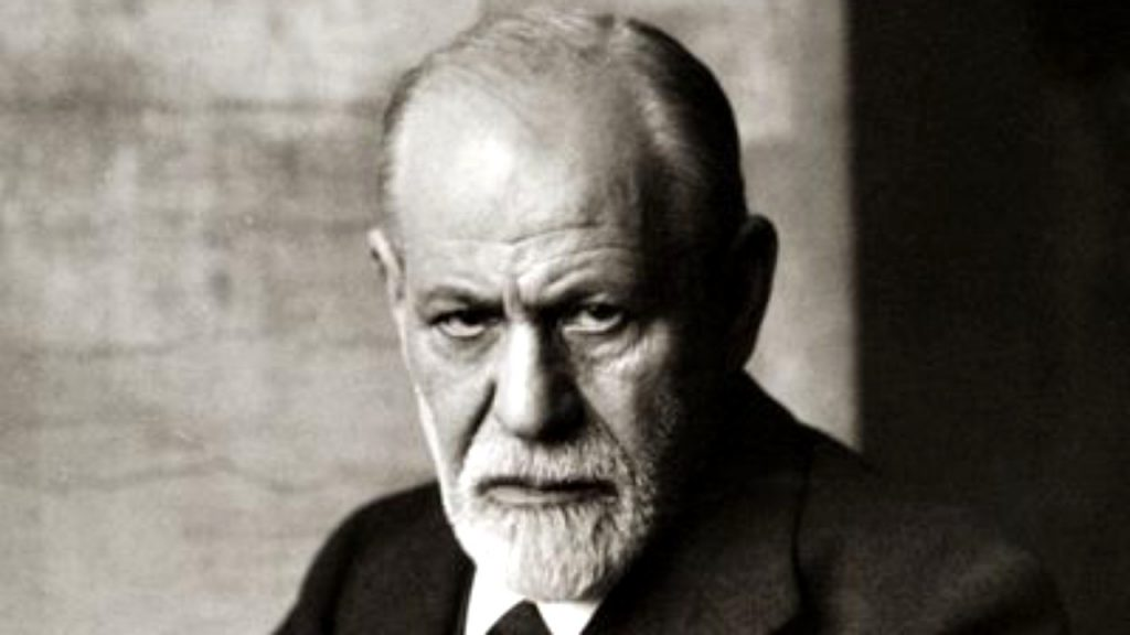 Sigmund Freud, părintele psihanalizei (6 mai 1856 - 23 septembrie 1939)