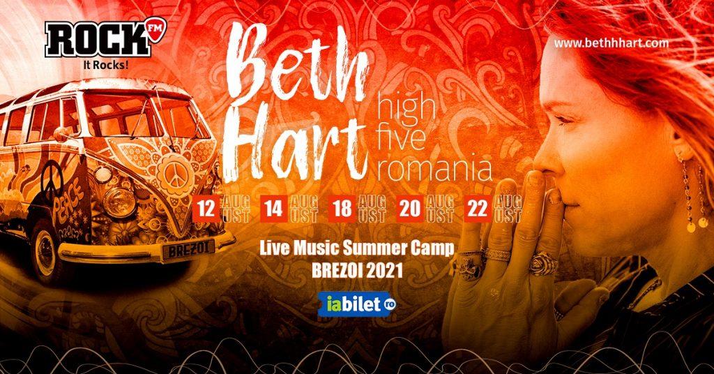 Foc de P.A.E. cu Andrei Partoș - episodul 551. Foc de P.A.E. te trimite la concertul Beth Hart (11.08.2021)
