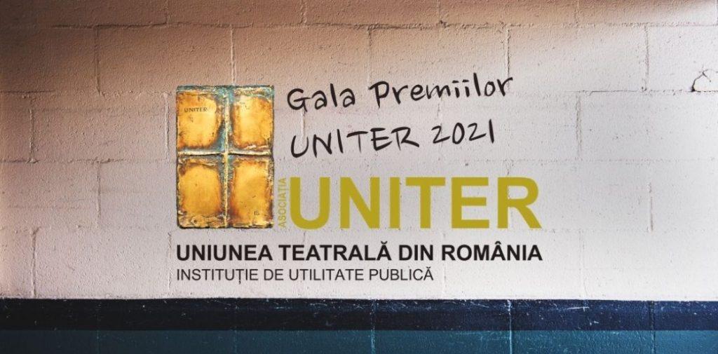 GALA PREMIILOR UNITER 2021 la Bucuresti (19 iulie)