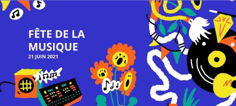 Ziua europeană a muzicii (Make Music Day / Fête De La Musique) (21.06)