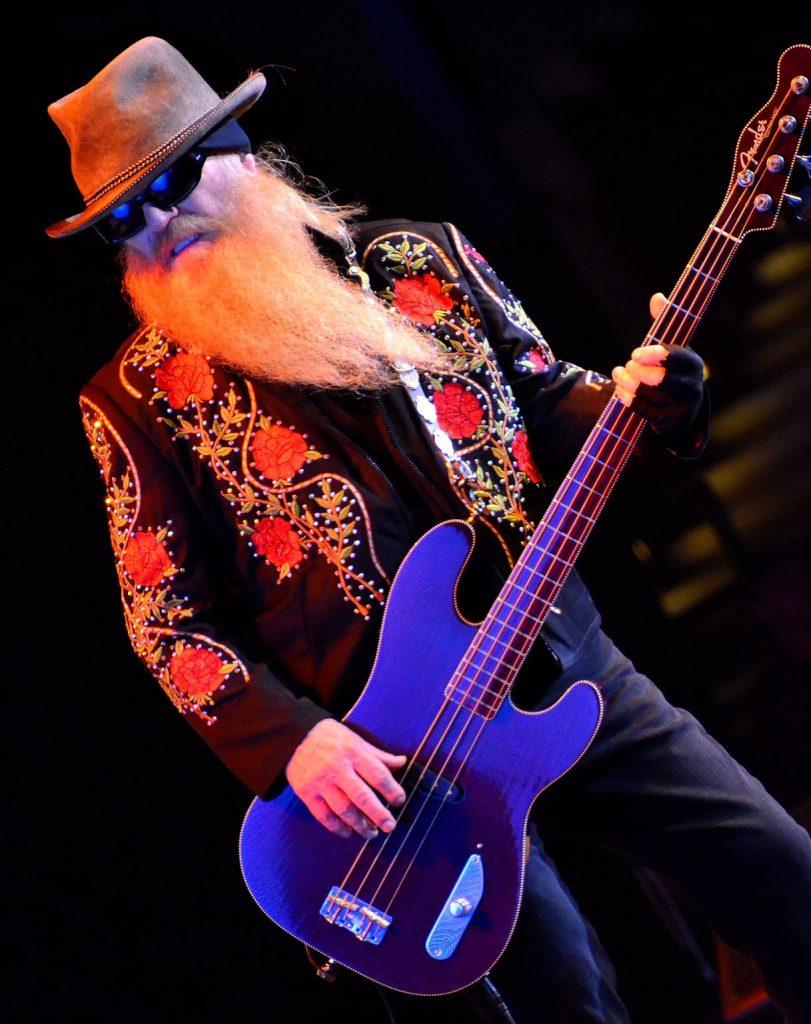 A murit Dusty Hill, basistul trupei ZZ Top. RIP!